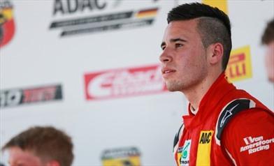 Mawson parte con i test di F3 dopo aver battuto Schumacher nella F4 tedesca