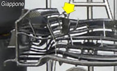 Gp Giappone: la Mclaren modifica la sua ala anteriore