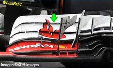 Gp Austin: la Ferrari SF16-H del Gran Premio degli Stati Uniti