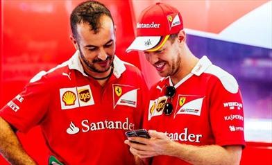 Vettel: non penso al mio contratto