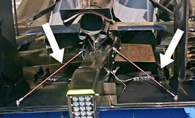 Gp Austin: la Mclaren studierà il posteriore della MP4-31