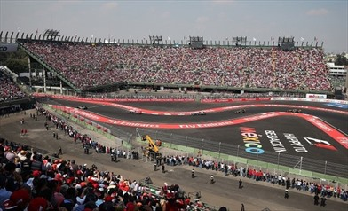 Gp Messico: le problematiche di correre a 2200m slm