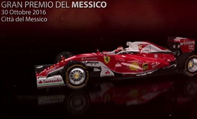 Video: Il GP del Messico con Kimi Raikkonen