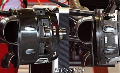 Gp Messico: la Ferrari apre i cestelli