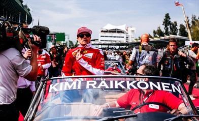 Raikkonen rinato grazie ad un nuovo entourage