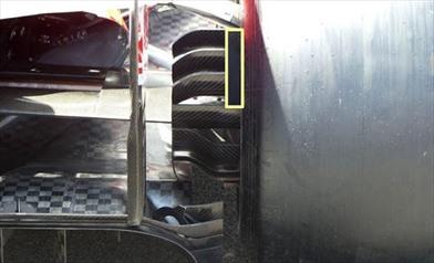 Gp Brasile: la Ferrari interviene sul posteriore della SF16-H