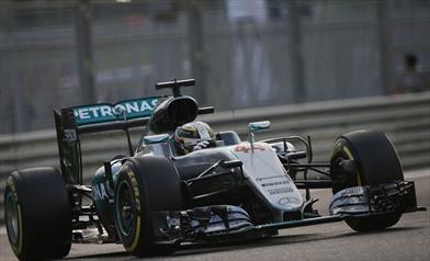 Gp Abu Dhabi: La pole è di Hamilton - Hamilton Abu Dabhi