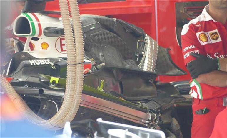 Ferrari SF16-H: ad Abu Dhabi full power alla Power Unit Monza Spec