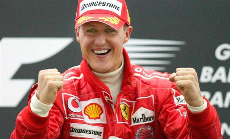 A Imola in mostra i momenti straordinari di Schumacher
