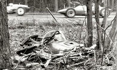 A Jim Clark, che al volante faceva l'amore