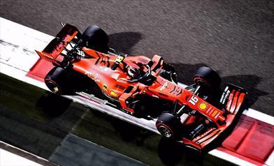 Abu Dhabi: Leclerc non può fare meglio di terzo, bisogna lavorare sulle gomme in vista del 2020