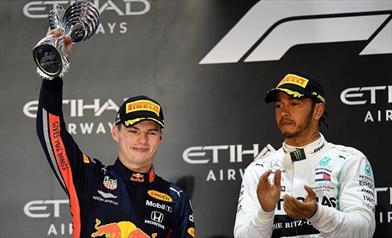 Abu Dhabi: Verstappen conquista il terzo posto nel Mondiale, ora testa al 2020
