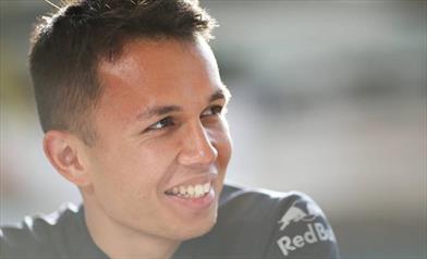 Albon sostituirà Gasly in Red Bull a partire dal Gp del Belgio