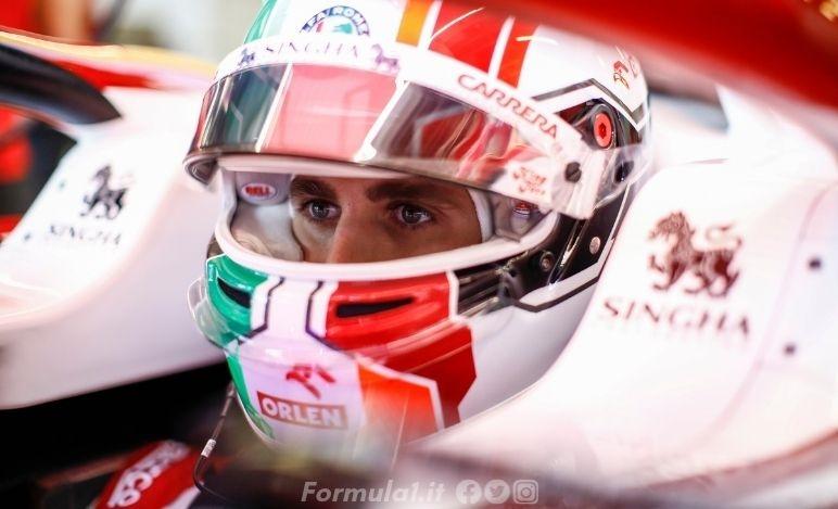 Alfa Romeo - Buon inizio a Baku