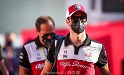 Alfa Romeo - Chiarimento con Giovinazzi per il team order non rispettato