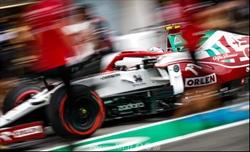 Alfa Romeo - Con Giovinazzi nella top ten