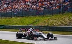 Alfa Romeo, Giovinazzi sulla riconferma: Spero che andare a punti sarà sufficiente