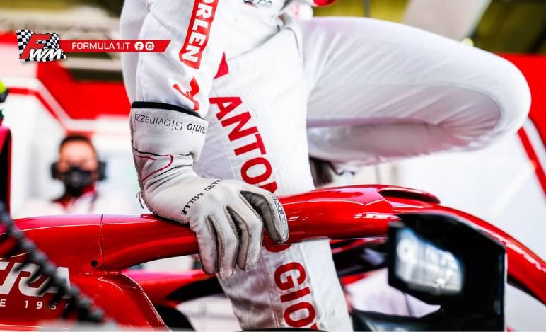 Alfa Romeo Racing ha scelto la coppia di piloti per la prossima stagione