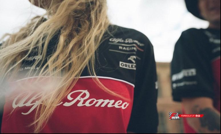 Alfa Romeo Racing ORLEN: presentazione della C41
