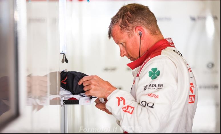 Alfa Romeo. ricorso contro la penalità ha messo Raikkonen fuori dai punti ad Imola