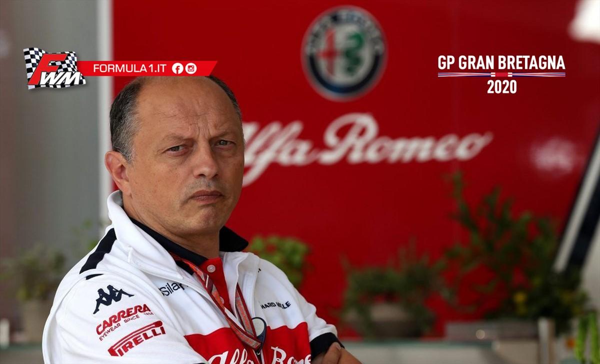 Alfa Romeo: una domenica deludente