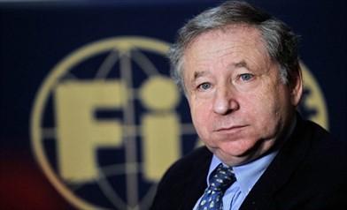 Jean Todt presidente FIA
