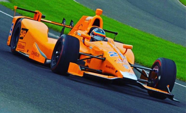 Alonso, assalto alla Tripla Corona, sarà a Indianapolis nel 2019
