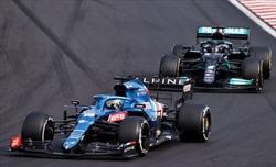 Alonso-Hamilton, Ross Brawn stoppa le polemiche: Fernando duro ma leale