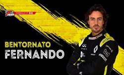 Alonso: la Renault è la mia famiglia