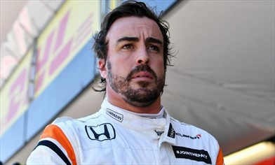 Alonso: voglio essere il miglior pilota del Mondo