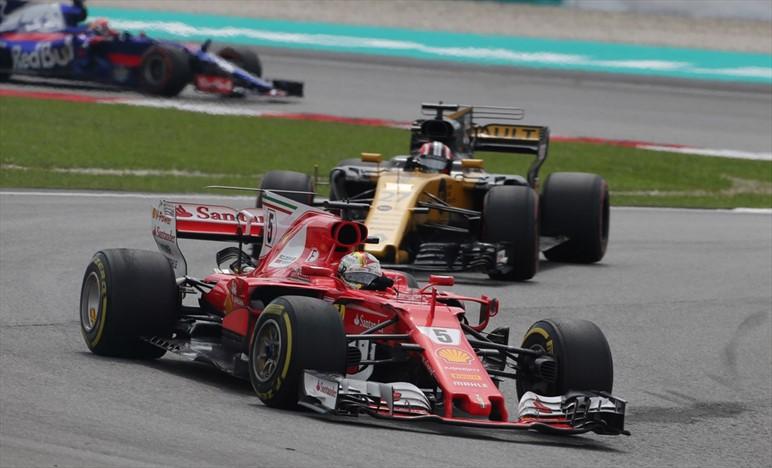 Analisi gara: in Malesia la miglior Ferrari della stagione