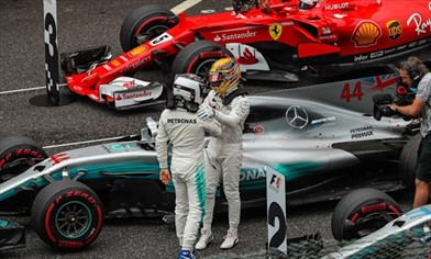 Analisi Qualifiche: Mercedes al top ma la gara è domani