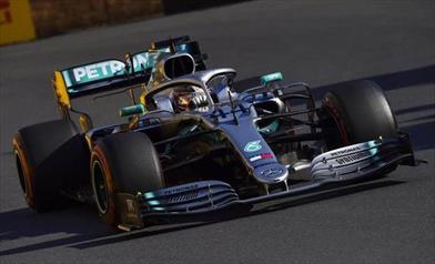 Anche a Baku un dominio Mercedes, 4 doppiette nelle prime 4 gare. E' record