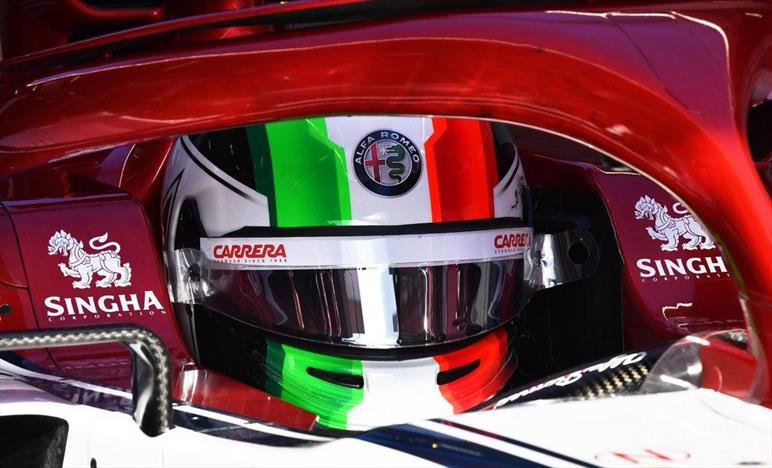 Antonio Giovinazzi elogia la sua C38: La macchina è nata bene