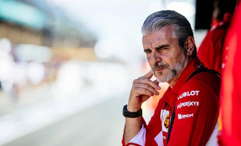 Arrivabene, grande gara, risposta a chi critica la F1