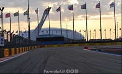 Aston Martin - Tutte le difficoltà di Sochi
