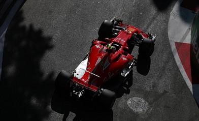 BAKU: la cronaca della gara - di Alessandro Rana