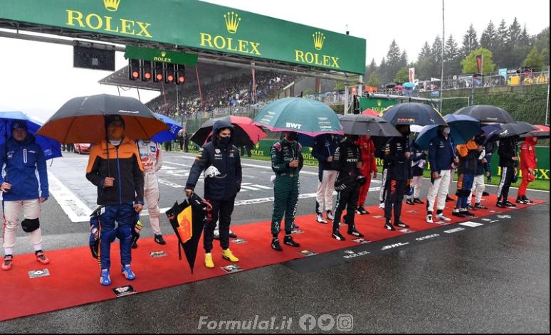 Belgio ed Ungheria hanno scosso il regolamento della F1