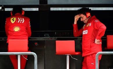 Binotto e i problemi della Ferrari...