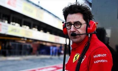 BINOTTO: essere il capo della Ferrari è una grande responsabilità