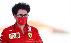 Binotto: le Le prestazioni della Ferrari nel 2021 sono un sollievo