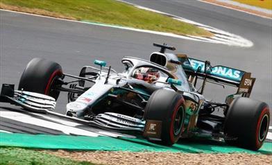 Bottas davanti ad Hamilton nelle libere Britanniche
