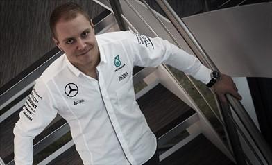 Bottas: onorato e orgoglioso di continuare con Mercedes
