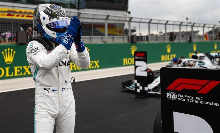 Bottas ritrova morale per la lotta Mondiale, Lewis ha dubbi sulla strategia Ferrari