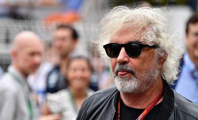 BRIATORE: sarà molto difficile per la Ferrari vincere dei gran premi...
