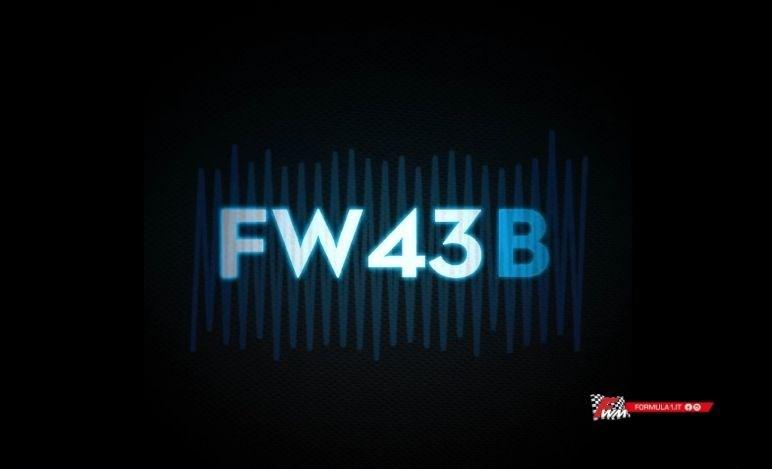 Calendario presentazioni monoposto F1: Williams B-Spec