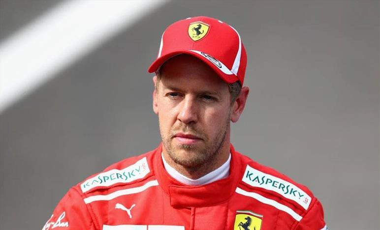 Capitan Vettel...