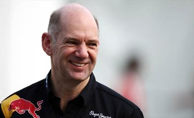 Clamoroso, Adrian Newey in Renault?
