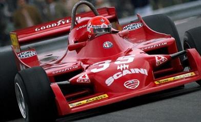 Dai tornanti della storia - F1 Alfa Romeo 177 F12