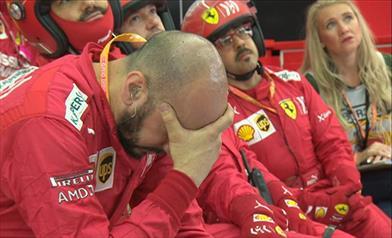 Disfatta Ferrari la Mercedes gode ancora
